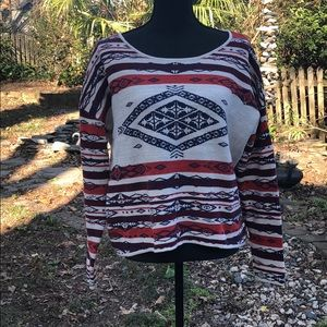 Natural reflections vintage sweater size xl